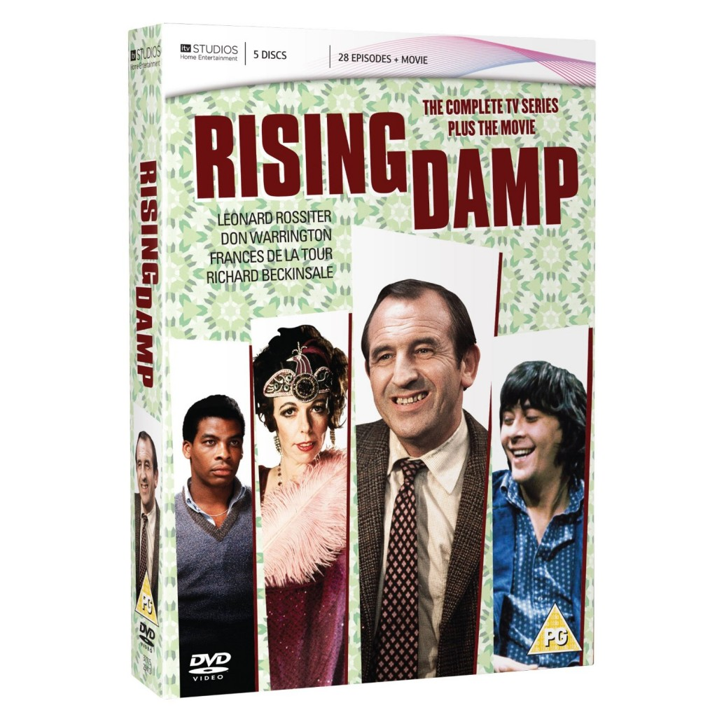Rising Damp DVD