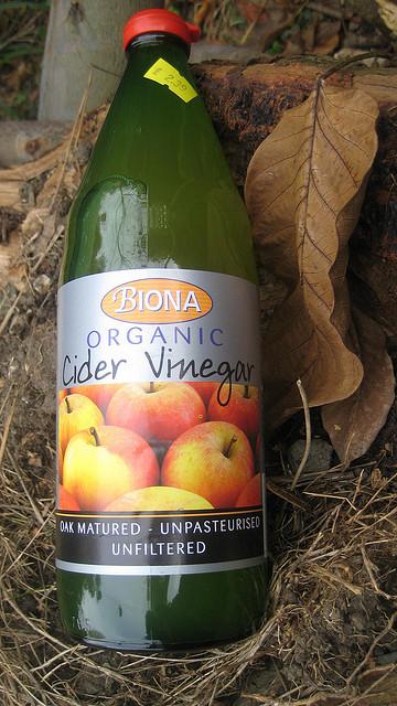 Vinegar has many uses in gardens