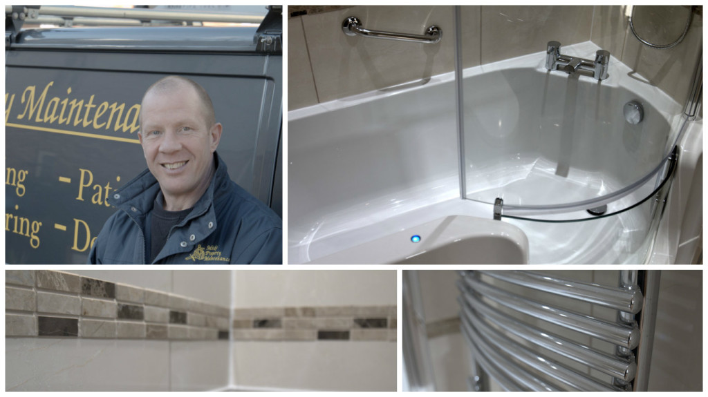 Mick Scott's Bathroom Job