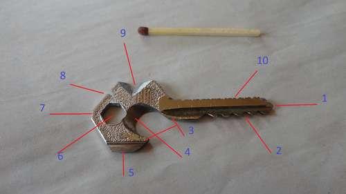 Multi key