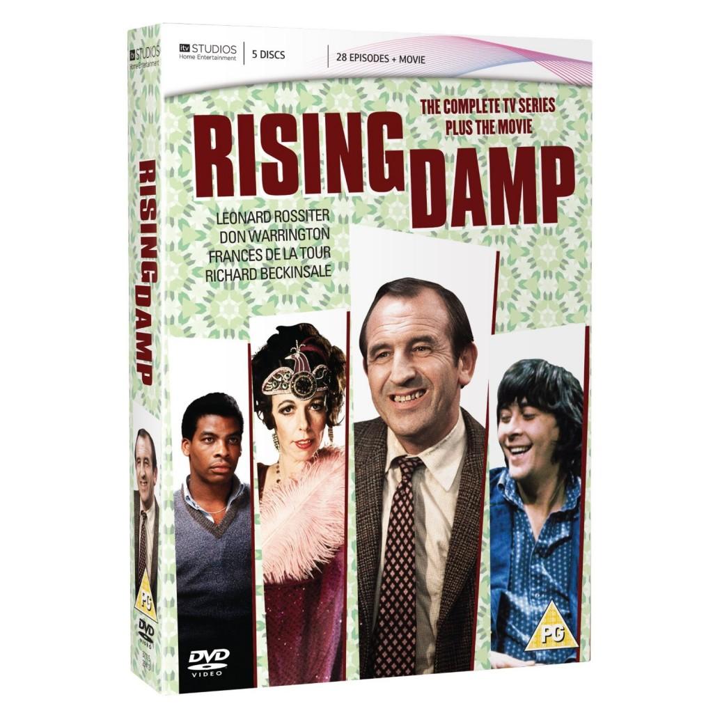 Rising Damp DVD