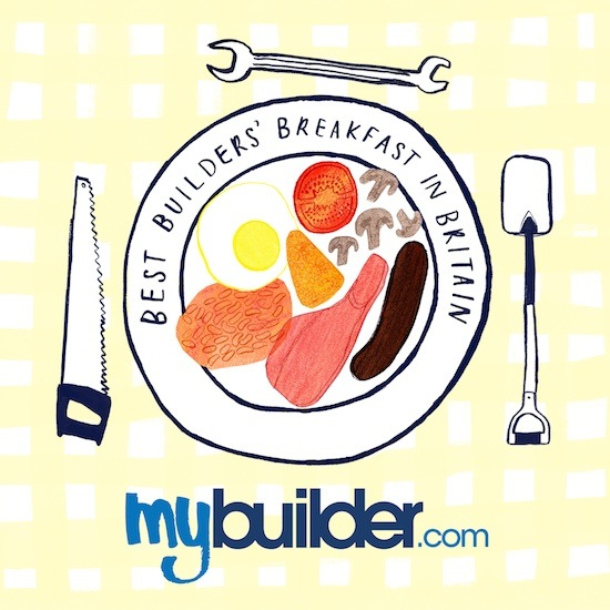 Breakfast competition logo