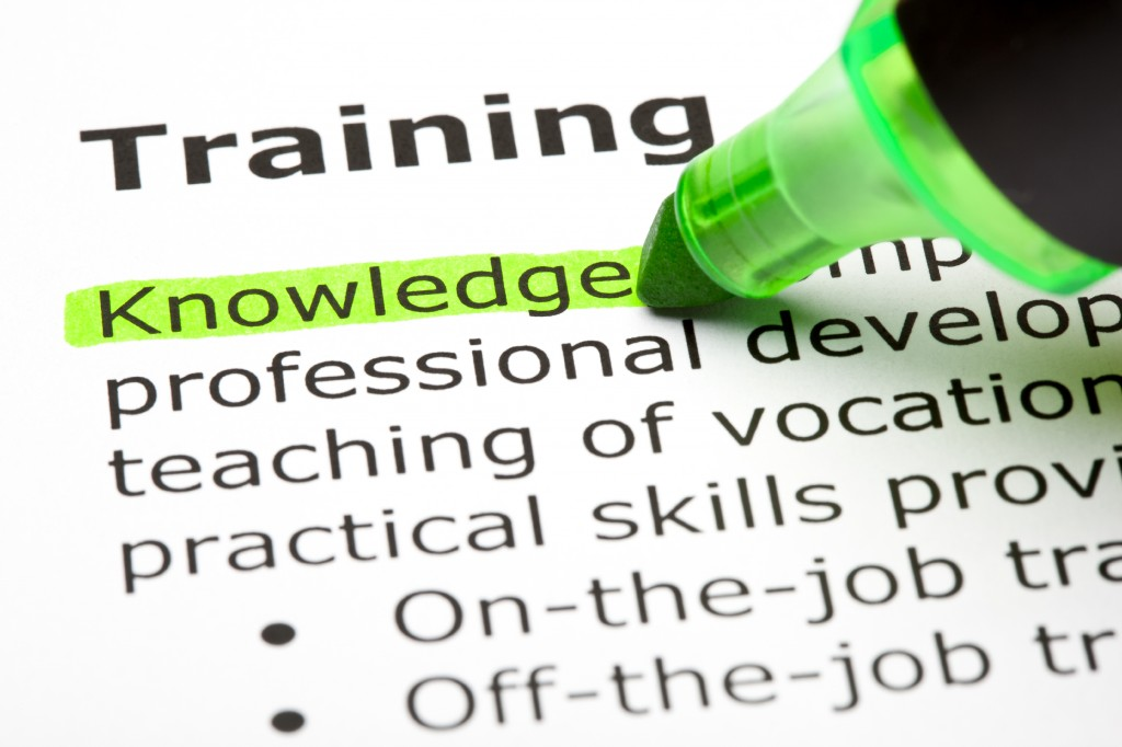 Knowledge through further education