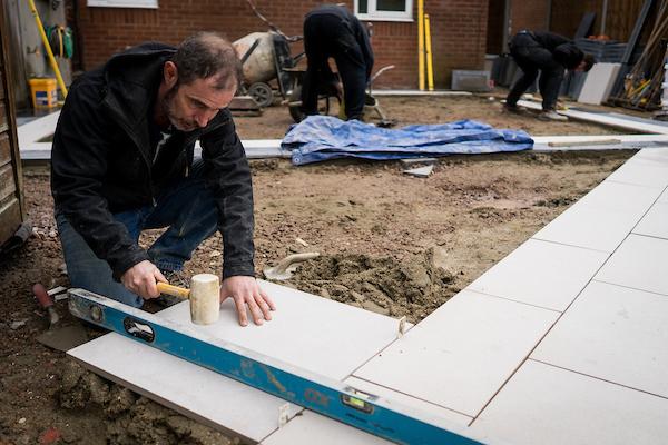 Geoffrey Macfarlane - Bricklayer, Landscape Gardener, Driveway Paver
