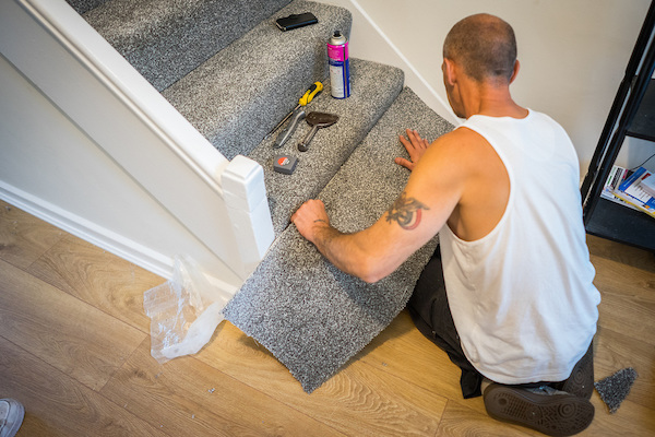 Fast Fit Flooring, Wayne Mockble, Carpet Fitter, Flooring Fitter TOTM
