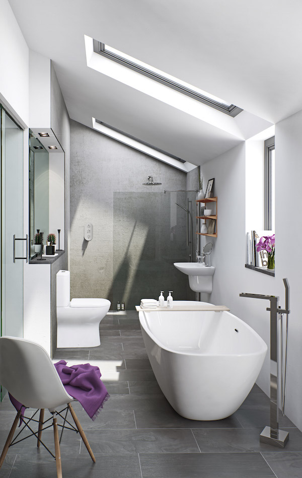 Victoria Plum small bathroom fairbanks